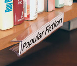 Shelf Label Holder