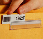 Shelf Labeling Strips Label Holder