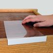 Moveable Shelf Label Holder