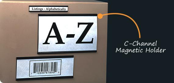 C-Channel Magnetic Holder
