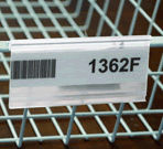 Wire·Rac™ Label Holders