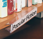 Shelf Label Holders