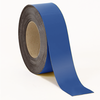 Magnetic Write-On Blue Label Roll