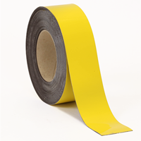 Magnetic Write-On Label Roll