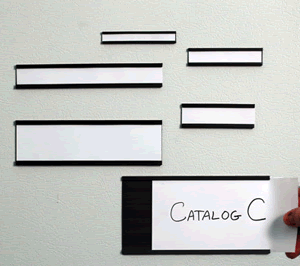 c channel magnetic card holders - Magnetic Card Holder